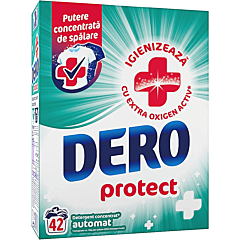 Detergent automat Dero Protect, 42 spalari, 2.7 kg