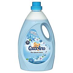 Balsam de rufe, Coccolino Blue Splash Fusion, 116 spalari, 2.9 L