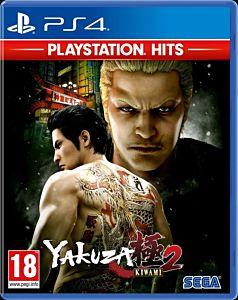 Yakuza Kiwami 2 HITS pentru PlayStation 4