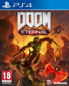 Joc Doom eternal - PS4