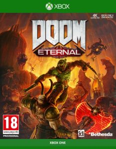 Joc Doom eternal - Xbox One