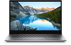 Laptop Dell Inspiron 5406 2in1, procesor Intel Core i5-1135G7, Display touch 14 Full HD, 8GB DDR4, 256GB SSD, Intel Iris Xe Graphics, Windous 10 Pro, Gri
