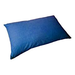 Perna pana gasca, 50x70 cm, albastru, HomeStill