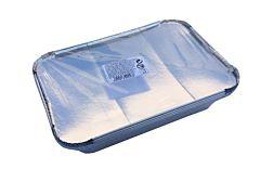 Tava aluminiu + capac , set 4 buc, 21.2x15.2cm, Endless