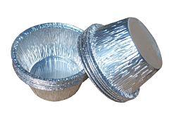Set 10 forme pentru briose, aluminiu, Endless