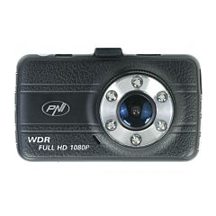 Camera auto DVR PNI Voyager S1250 Full HD 1080p cu display 3 inch si Card de 16Gb inclus
