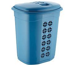 Cos rufe 48 L, albastru