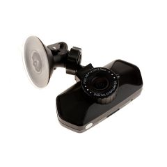 Camera video auto Soundvox Diamond, Dual Lens, Unghi 120 grade, Senzor G, 3MP FHD, Neagra