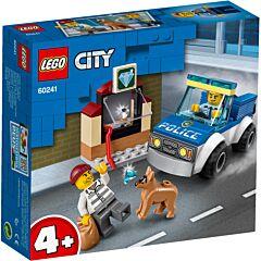 LEGO City Politia Canina 60241