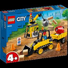 LEGO City Buldozer constructii 60252
