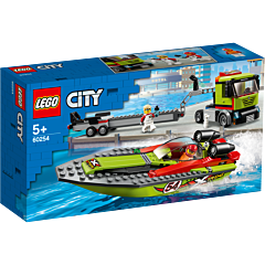 LEGO City Transportor de barca 60254