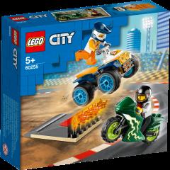 LEGO City Echipa de cascadorii 60255