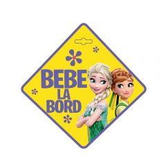 Semn Auto Bb Frozen Sev9622