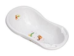 Cadita bebe 84 cm, Disney Pooh, White