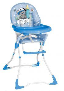Scaun de masa, Marcel, fix, Blue Baby Boy