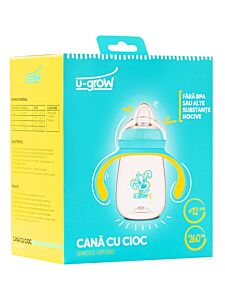 Cana cioc silicon 260 ml