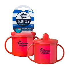 Cana First Cup, Tommee Tippee, 190 ml x 1 buc,
