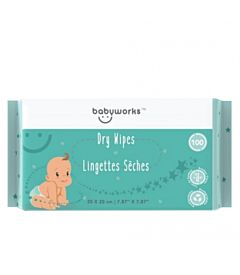 Servetile textile uscate Baby Woeks