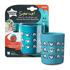 Cana No knock mica,Tommee Tippee, 190 ml x 1 buc