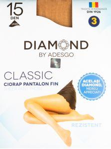 Dres dama 15den 2/6 Classic