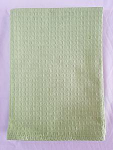 Prosop fagure 2buc/set verde 50X70cm
