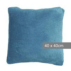 Perna decor bleu 40x40 cm