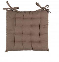 Perna scaun 38x38 cm maro