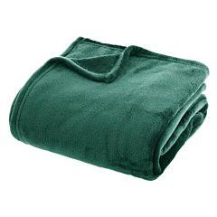 Patura flanel 180x230 cm verde