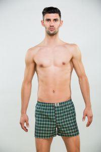 Boxeri barbati Verde Marimea M 203