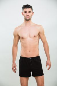 Boxeri barbati Negru Marimea M 208