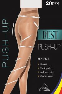Dres dama 20den 2/5 Push-up