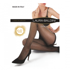 Dres Disco, negru, 2/3, Laura Baldini