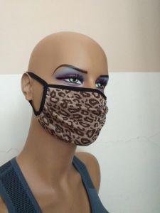 Masca fantezie leopard XS Adesgo