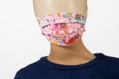 Masca de fata reutilizabila copii 3-10 ani  Be You