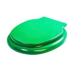 Capac wc te-ma verde feriga