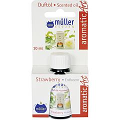 Ulei aromat 10 ml, capsuni, Muller Kerzen