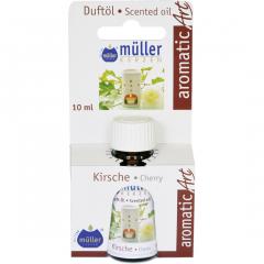 Ulei aromat 10 ml, cirese, Muller Kerzen