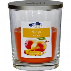 Lumanare, maxipahar mango, Muller Kerzen