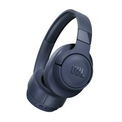 Casti On-Ear Bluetooth JBL Tune 700BT,Pure Bass, pliabile, Albastru