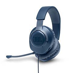 Casti audio JBL Quantum 100, Albastru