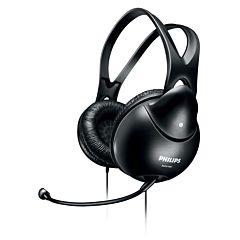 Casca headset cu bluetooth Philips SHM1900/00,
