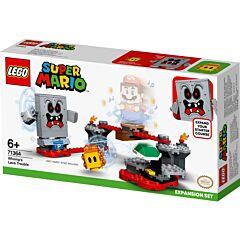 LEGO Super Mario Setul de extindere Pericolul Lavei lui Whomp 71364