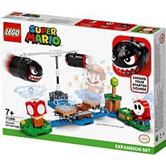 LEGO Super Mario Set de extindere Atacul lui Boomer Bill 71366