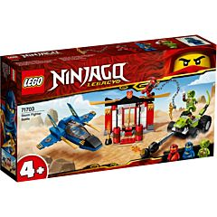 LEGO NINJAGO  Intrecere cu Avionul de lupta 71703