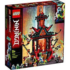 LEGO Ninjago Templul de nebunie al Imperiului 71712