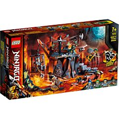 LEGO NINJAGO  Calatorie catre temnitele Craniu 71717