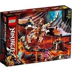 LEGO NINJAGO  Dragonul de lupta al lui Wu 71718