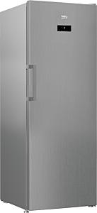 Congelator vertical Beko RFNE448E41XB, No Frost, 404 Litri, Clasa A++, Gri