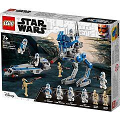 LEGO Star Wars Clone Troopers din Legiunea 501 75280