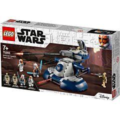 LEGO Star Wars: Razboiul clonelor Tanc blindat de asalt (AAT) 75283